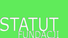 Statut Fundacji